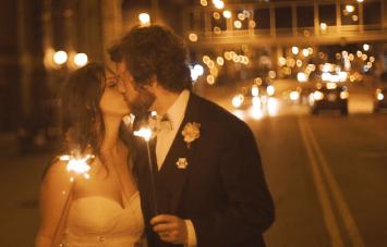 Romance, Elegance, & Serious Fun in a Wedding Film
