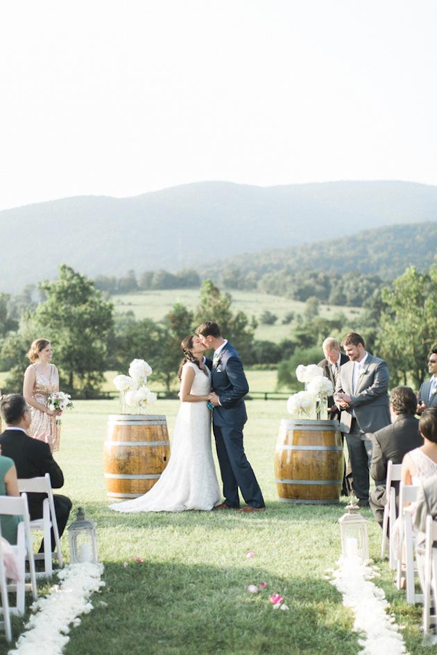 Fun Barbecue Wedding | Stephanie Yonce Photography | Bridal Musings Wedding Blog 11