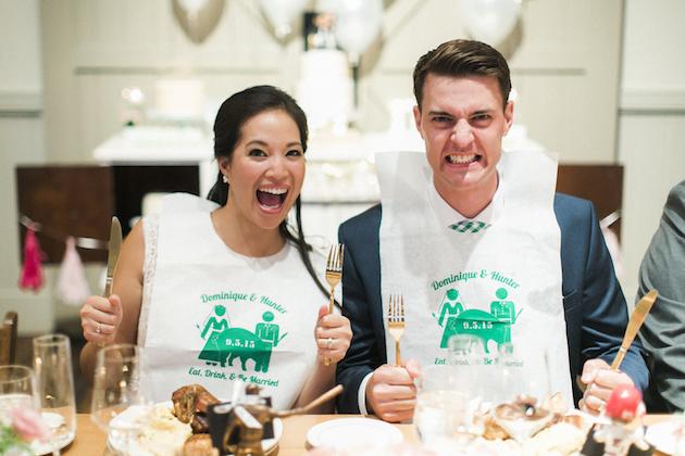Fun Barbecue Wedding | Stephanie Yonce Photography | Bridal Musings Wedding Blog 62