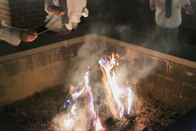 Fun Barbecue Wedding | Stephanie Yonce Photography | Bridal Musings Wedding Blog 64
