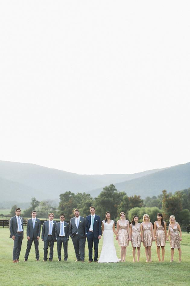 Fun Barbecue Wedding | Stephanie Yonce Photography | Bridal Musings Wedding Blog 70