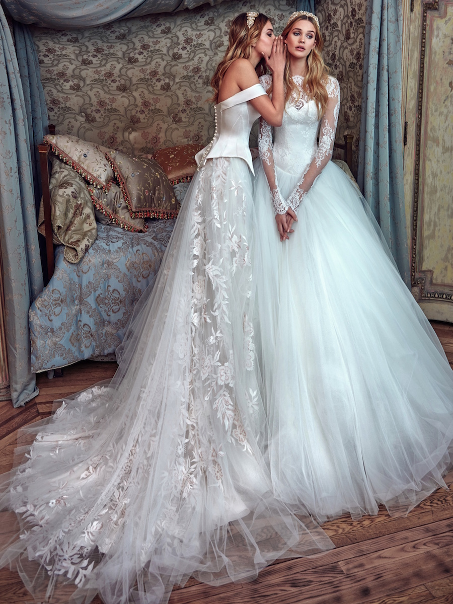 Le secret royal galia lahav wedding dress collection weddbook junglespirit Gallery