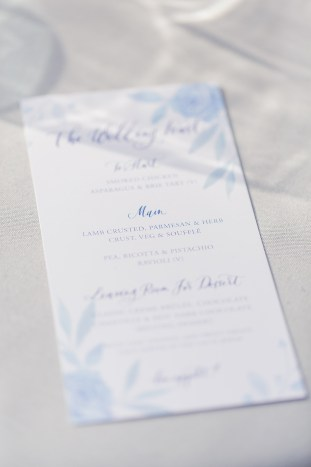 Gorgeous China Blue Wedding | Sarah Gawler | Knot & Pop | Bridal Musings Wedding Blog 10