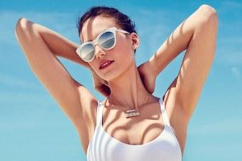 15 White Swimsuits For Your Honeymoon Wardrobe Wish List