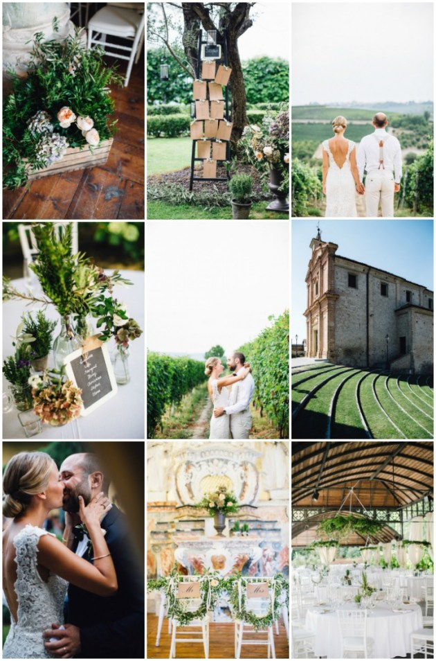 Beautiful Italian Wedding | Stefano Santucci Photography | Bridal Musings Wedding Blog