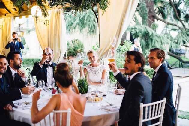 Beautiful Italian Wedding | Stefano Santucci Photography | Bridal Musings Wedding Blog 100