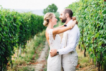 Super Chic Destination Wedding in Italy