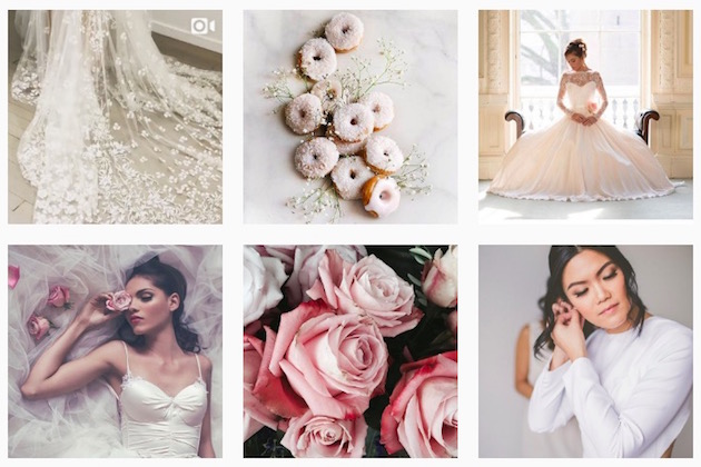 Bridal Musings Instagram 100k followers
