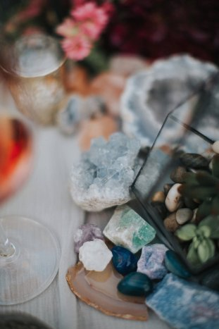 Gems & Geodes Wedding Inspiration | Alex Lasota Photography | TinSparrow Events | Bridal Musings Wedding Blog 2