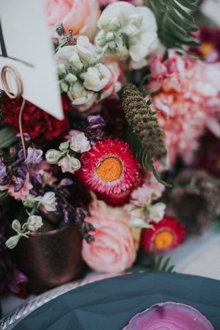 Gems & Geodes Wedding Inspiration | Alex Lasota Photography | TinSparrow Events | Bridal Musings Wedding Blog 6