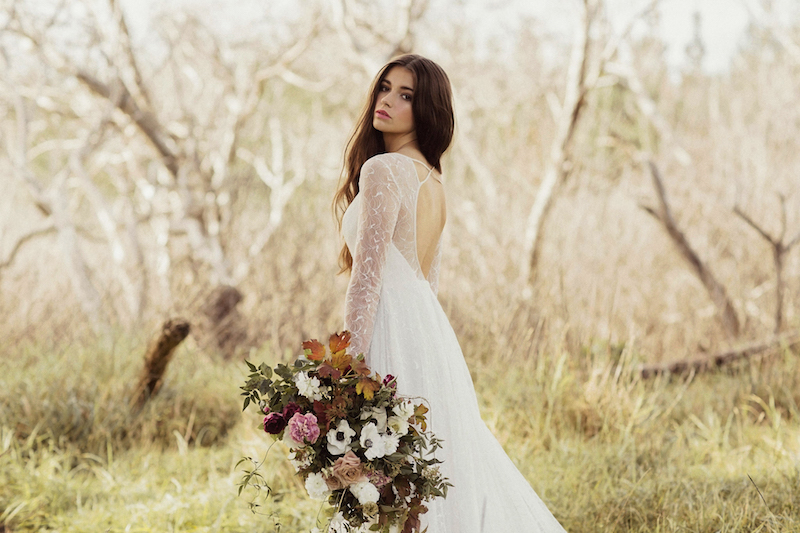Sally Eagle Wedding Dress Collection 2017