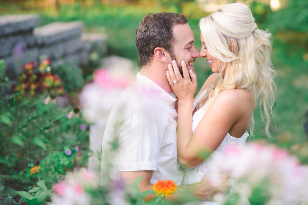 Fun Summertime Engagement Party | Alex Nardulli, Photographer | Saving Grace Occasions | Bridal Musings Wedding Blog 34