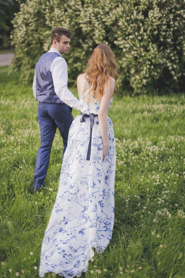Something Blue Floral Wedding Inspiration   Katia Tumenyeva Photography   Viktoria Gusova & Elena Gavrilova   Bridal Musings Wedding Blog 31