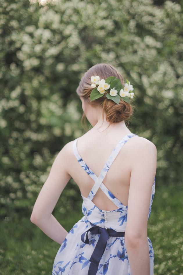 Something Blue Floral Wedding Inspiration   Katia Tumenyeva Photography   Viktoria Gusova & Elena Gavrilova   Bridal Musings Wedding Blog 32