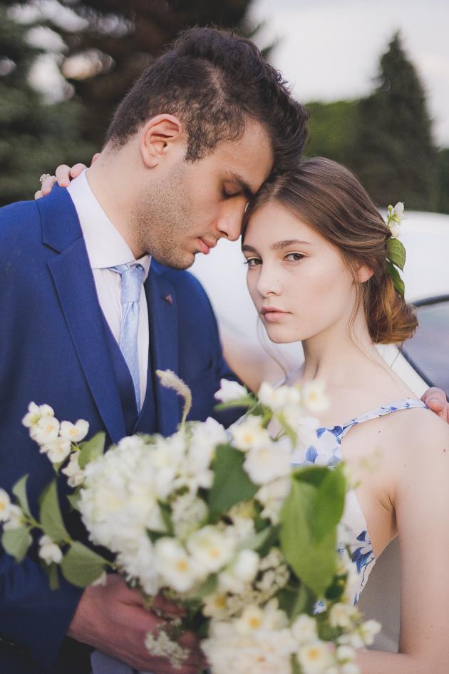 Something Blue Floral Wedding Inspiration   Katia Tumenyeva Photography   Viktoria Gusova & Elena Gavrilova   Bridal Musings Wedding Blog 41