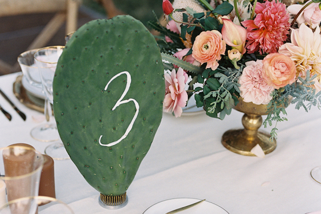 Wedding Trend Alert | Cactus Paddles | Prickly Pear Cactus | Bridal Musings Wedding Blog 4