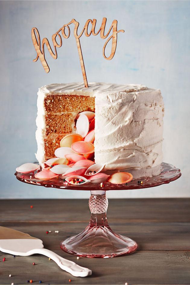 hooray-cake-topper
