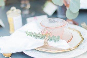 Pretty Afternoon Tea Garden Wedding Inspiration