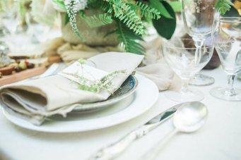 Earthy & Natural Backyard Wedding Inspiration