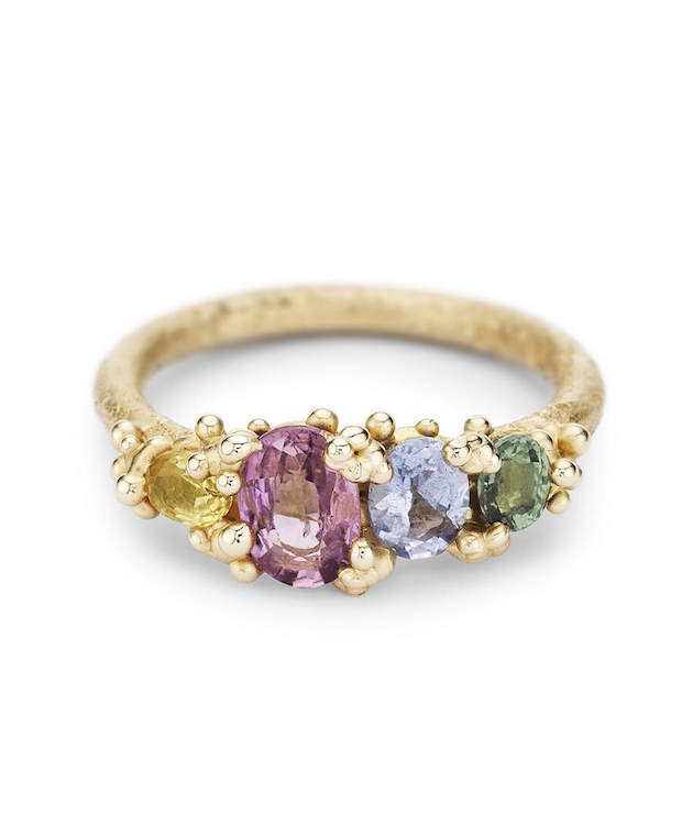coloured-stones-engagement-ring