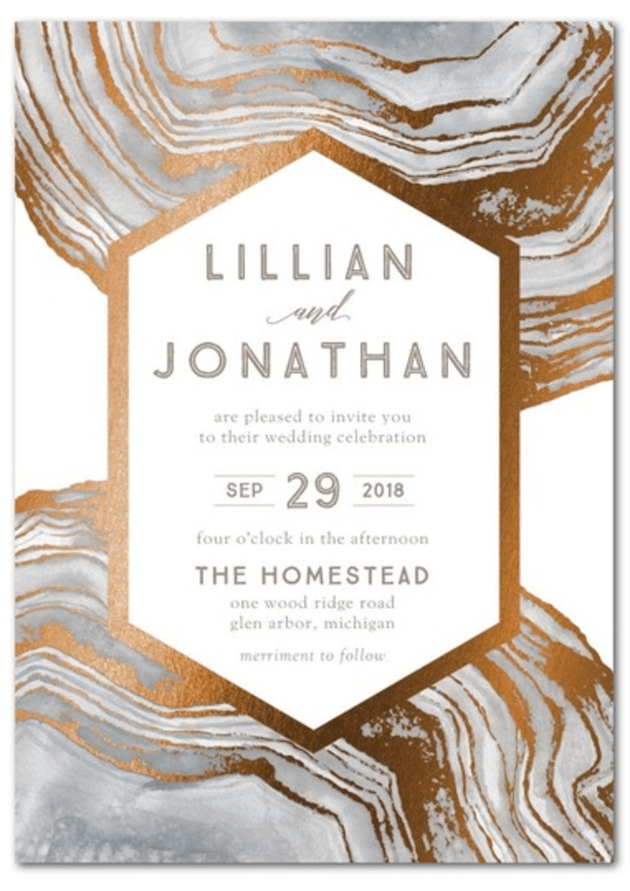 10 Wedding Invitations You Can Order Online