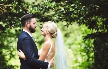 Elegant Wedding with Gorgeous Bridal Style